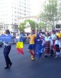 The Romanian community