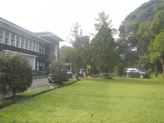 IPB's beautiful campus