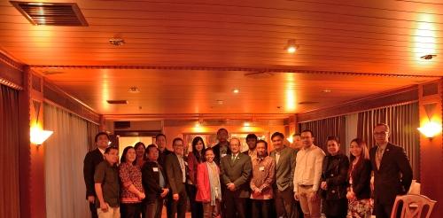BAGUS participants @KBRI Canberra